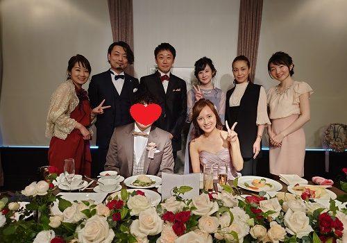 素敵な結婚式でした💒
